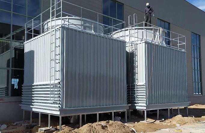 открытая система водяного охлаждения