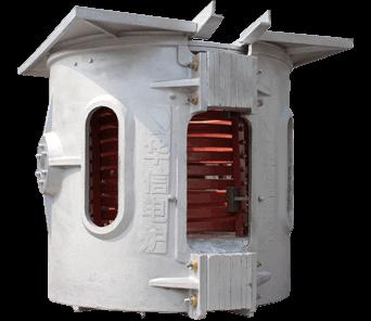 Индукционная печь- алюминиевый корпус