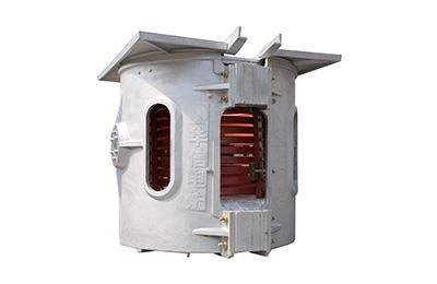 Индукционная плавильная печь- Редуктор (Алюминиевый корпус)
