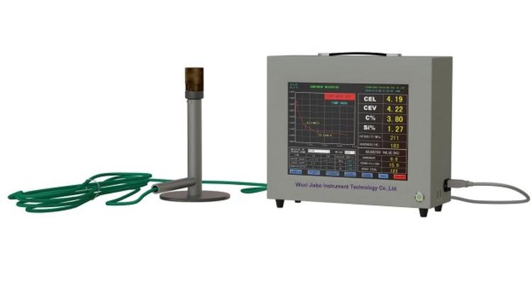 Термический анализатор качества расплавленного чугуна JB-TS6