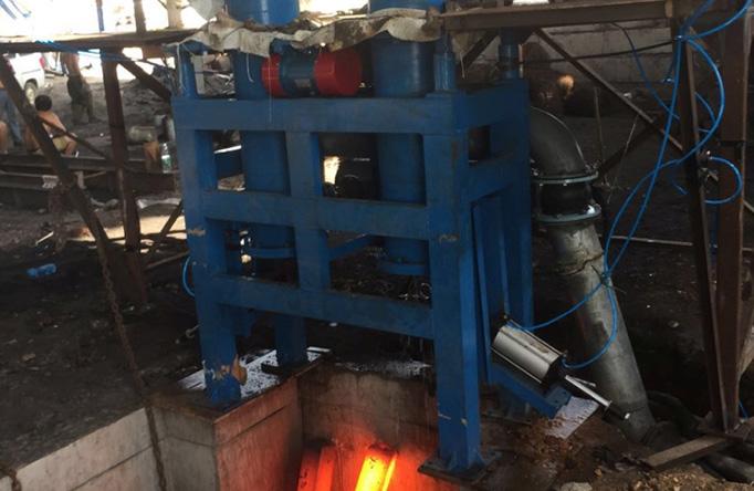 станок для обработки заготовок-1